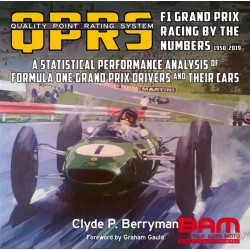 QPRS F1 GP BY THE NUMBERS 1950-2019