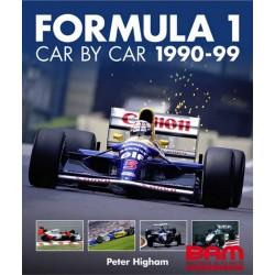 FORMULA ONE CAR BY CAR 1990-99