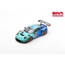 SPARK 18SG055 PORSCHE 911 GT3 R N°44 24H Nürburgring 2021 Bachler - Ragginger - Müller - Picariello