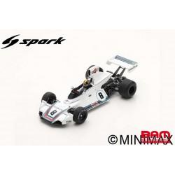 SPARK 18S540 BRABHAM BT44B N°8 1er GP Brésil 1975 Carlos Pace