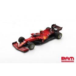 LOOKSMART LSF1039 FERRARI Scuderia SF21 N°55 Scuderia Ferrari GP Angleterre 2021 C. Sainz Jr.