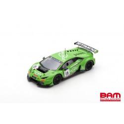SPARK SB307 LAMBORGHINI Huracán GT3 N°19 24H Spa 2018 Perez Companc-Gianmaria-Mapelli