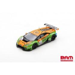 SPARK SB308 LAMBORGHINI Huracán GT3 N°63 24H Spa 2018 Caldarelli-Engelhart-Bortolotti