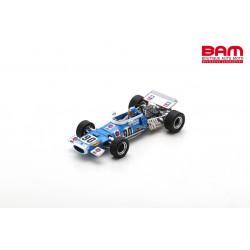 SPARK SF246 MATRA MS11-12 N°90 1er Course de Côte du Mont-Dore 1970 J.-P. Beltoise (300ex)