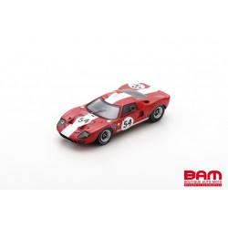 SPARK UK008 FORD GT40 N°54 BOAC 6 Hours 1967 D. Charlton - C. Crabbe
