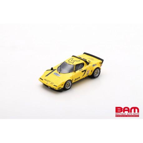 SPARK US170 LANCIA Stratos N°7 24H Daytona 1977 A. Arutunoff - J. Marina - B. Goellnicht