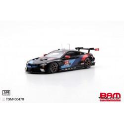 TSM TSM430470 BMW M8 GTE N°24 BMW Team RLL IMSA Laguna Seca 2019 Krohn-Edwards