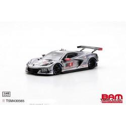 TSM TSM430565 CHEVROLET Corvette C8.R N°4 Corvette Racing 12H Sebring 2021 Milner - Sims - Tandy