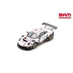 SPARK SB461 PORSCHE 911 GT3 R N°23 Huber Motorsport 24H Spa 2021 Schell-Jacoma-Leutwiler-Menzel (300ex)