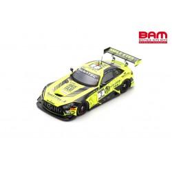 SPARK SB462 MERCEDES-AMG GT3 N°2 GetSpeed 24H Spa 2021 Bastian-Scholze-Grotz-Pla (300ex)