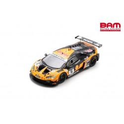 SPARK SB463 LAMBORGHINI Huracán GT3 EVO N°16 GRT Grasser Racing 24H Spa 2021 di Folco-Zimmermann-Galbiati-Schmid (300ex)