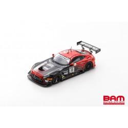 SPARK SB464 MERCEDES-AMG GT3 N°88 Pole Position 24H Spa 2021 Marciello-Juncadella-Gounon (300ex)