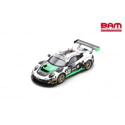 SPARK SB465 PORSCHE 911 GT3 R N°54 Dinamic Motorsport 24H Spa 2021 Bachler-Engelhart-Cairoli (300ex)