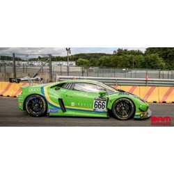 SPARK SB469 LAMBORGHINI Huracán GT3 EVO N°666 VS Racing 24H Spa 2021 Rump-van Berlo-Moulin-Nemoto (300ex)