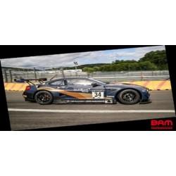 SPARK SB470 BMW M6 GT3 N°34 Walkenhorst Motorsport 24H Spa 2021 van der Linde-Pittard-Wittmann (300ex)