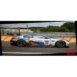 SPARK SB471 BMW M6 GT3 N°35 Walkenhorst Motorsport 24H Spa 2021 Glock-Tomczyk-Neubauer (300ex)
