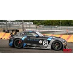 SPARK SB473 MERCEDES-AMG GT3 N°57 Winward Racing 24H Spa 2021 Ward-Grenier-Ellis (300ex)