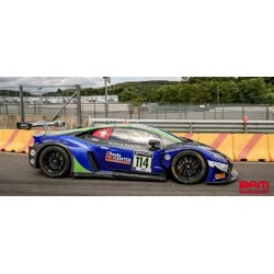 SPARK SB477 LAMBORGHINI Huracán GT3 EVO N°114 Emil Frey Racing 24H Spa 2021 Lappalainen-Aitken-Rougier (300ex)