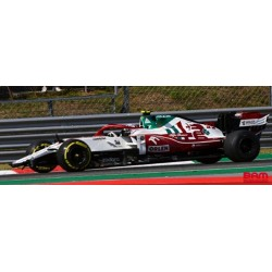 SPARK 18S603 ALFA ROMEO C41 N°99 Alfa Romeo Racing ORLEN GP Italie 2021 Antonio Giovinazzi