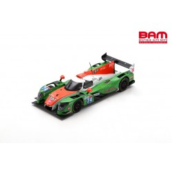 SPARK S8257 LIGIER JS P217 - Gibson N°74 Racing Team India Eurasia 24H Le Mans 2021 J. Winslow - J. Corbett - T. Cloet