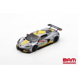 SPARK S8260 CHEVROLET Corvette C8.R N°64 Corvette Racing 24H Le Mans 2021 T. Milner - N. Tandy - A. Sims