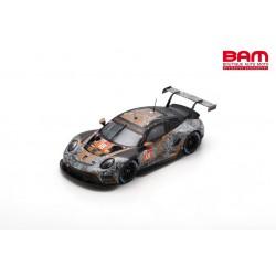 SPARK S8265 PORSCHE 911 RSR-19 N°18 Absolute Racing 24H Le Mans 2021 A. Haryanto - A. Picariello - M. Seefried