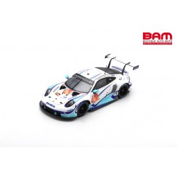 SPARK S8268 PORSCHE 911 RSR-19 N°56 Team Project 1 24H Le Mans 2021 E. Perfetti - M. Cairoli - R. Pera