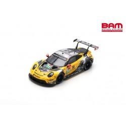 SPARK S8261 PORSCHE 911 RSR-19 N°72 Hub Auto Racing 1er Hyperpole LMGTE Pro class 24H Le Mans 2021
