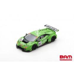 SPARK SB309 LAMBORGHINI Huracán GT3 N°82 GRT Grasser 24H Spa 2018 Ineichen-Keen-Perera (300ex)