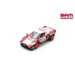SPARK SI011 LANCIA Stratos N°506 Vainqueur Giro d'Italie 1978 Alen Pianta (500ex)
