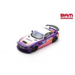 SPARK US138 MERCEDES-AMG GT4 N°35 IMSA Michelin Pilot Challenge 1er Watkins Glen 2019 Murry-Bleekemolen-Cox (300ex)