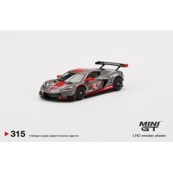 MINI GT MGT00315-LCHEVROLET Corvette C8.R N°3 Corvette Racing