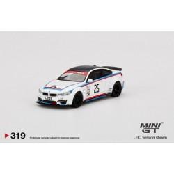 MINI GT MGT00319-L BMW M4 IMSA LB?WORKS LHD