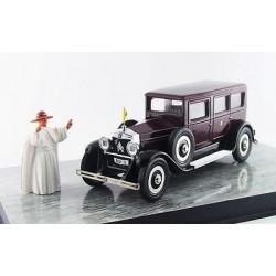 RIO RIO4480-P FIAT 525 PAPE PIE XI AVEC FIGURINE 1929