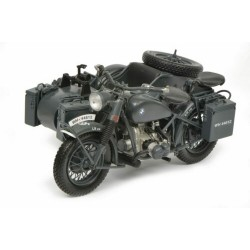 SCHUCO SCHUCO450656400 BMW R75 AVEC SIDECAR 1/10