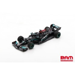 SPARK S76953 ERCEDES-AMG F1 W12 E Performance n°44 Petronas Formula One Team Vainqueur GP Russie 2021 (1/43)