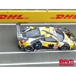 LOOKSMART LSLM128 FERARI 488 GTE EVO N°66 JMW Motorsport 24H Le Mans 2021 T. Neubauer - R. Sales - J. Fannin