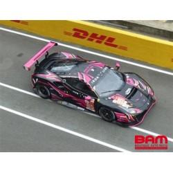 LOOKSMART LSLM132 FERRARI 488 GTE EVO N°85 Iron Lynx 24H Le Mans 2021 R. Frey - S. Bovy - M. Gatting