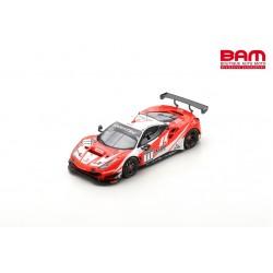 LOOKSMART LSRC108 FERRARI 488 GT3 N°11 Kessel Racing 24H Spa 2021 T. Kohmann - F. Zollo - G. Roda - D. Fumanelli