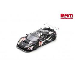 LOOKSMART LSLM130 FERRARI 488 GTE EVO N°80 Iron Lynx 3ème LMGTE Am class 24H Le Mans 2021