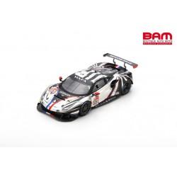 LOOKSMART LSLM131 FERRARI 488 GTE EVO N°83 AF Corse Vainqueur LMGTE Am class 24H Le Mans 2021