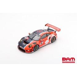 SPARK 18SG046 PORSCHE 911 GT3 R N°25 Huber Motorsport 1er Pro-AM class 24H Nürburgring 2020