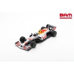 SPARK 18S606 RED BULL Racing RB16B N°11 3ème GP Turquie 2021 Sergio Perez