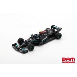 SPARK S7681 MERCEDES-AMG Petronas W12 E Performance N°77 MERCEDES-AMG Petronas
