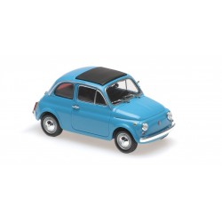 MINICHAMPS 940121601 FIAT 500 L 1965 BLEUE