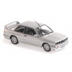 MINICHAMPS 940020302 BMW M3 1987 ARGENT