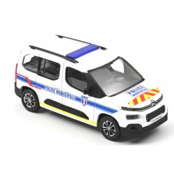 NOREV 155768 CITROEN BERLINGO POLICE MUNICIPALE