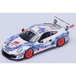 SPARK SP099B Porsche 991 Cup PCCA 2015 N°88 Malaysia