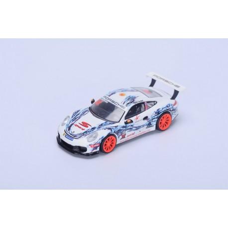 SPARK Y006 Porsche 911 991 N°88 Sparky Malaysia