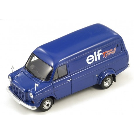 SPARK S0276 FORD TRANSIT ECURIE TYRRELL